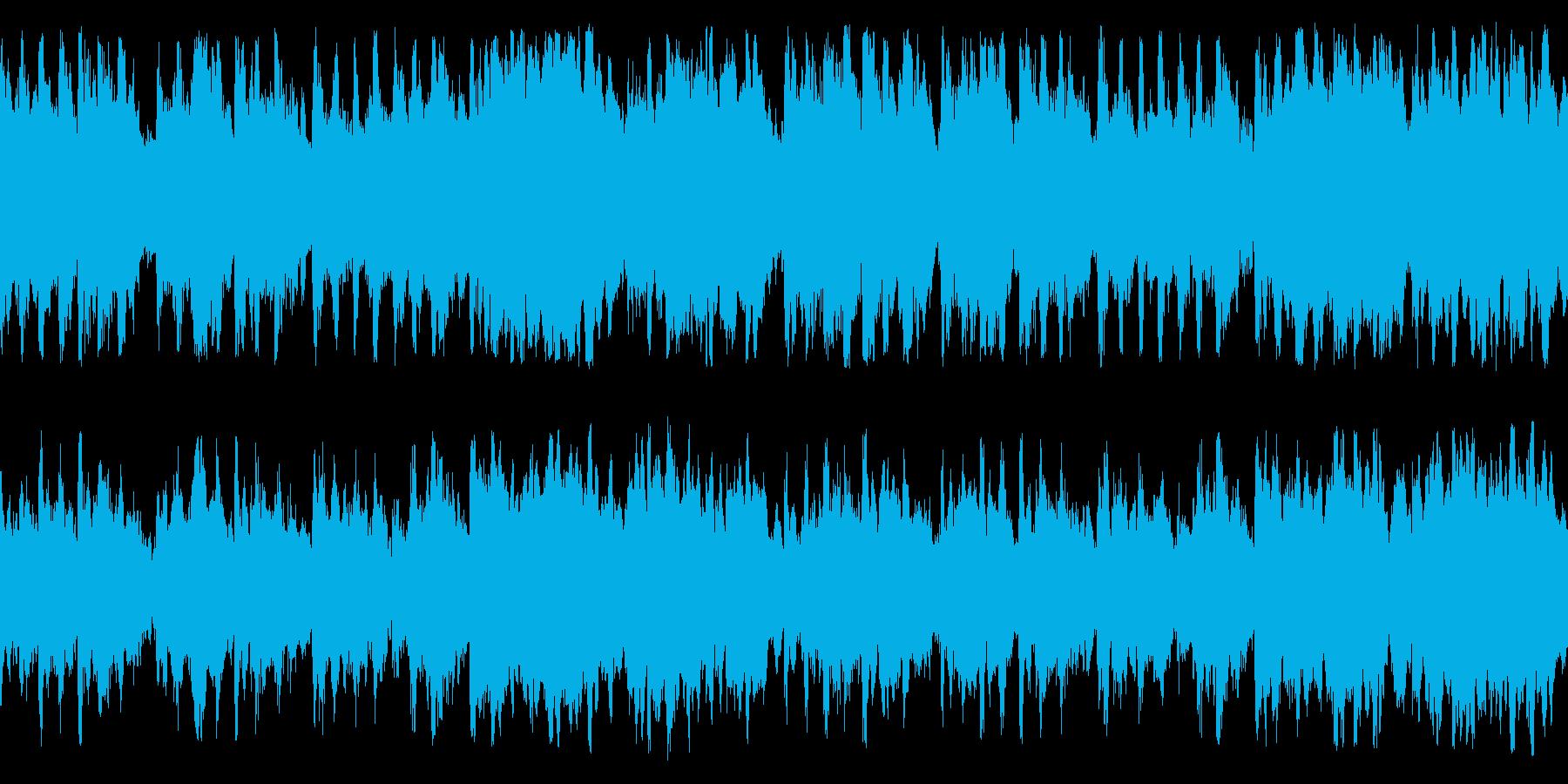 柔らかく軽快でポップな瞑想サウンドの再生済みの波形