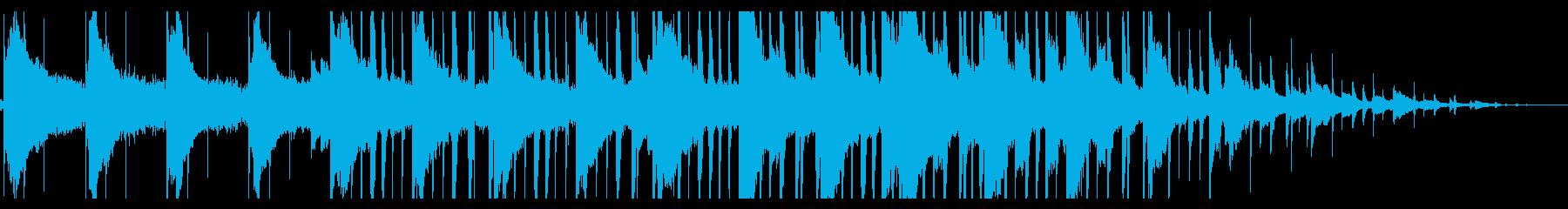 都会/ヒップホップ_No397_2の再生済みの波形