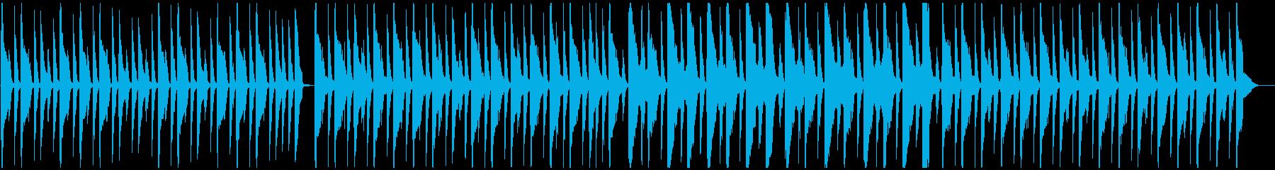 オーケストラ楽器使用_ビジネス向けBGMの再生済みの波形