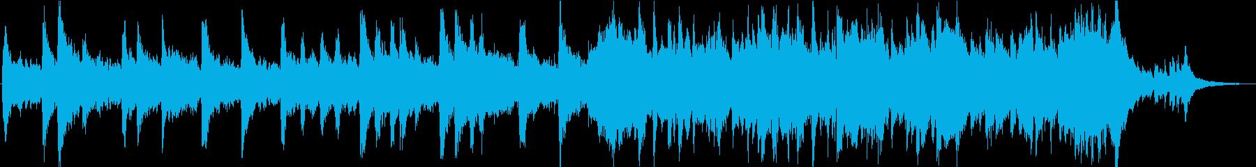 企業PV】前向き感動BGM【短縮版】の再生済みの波形