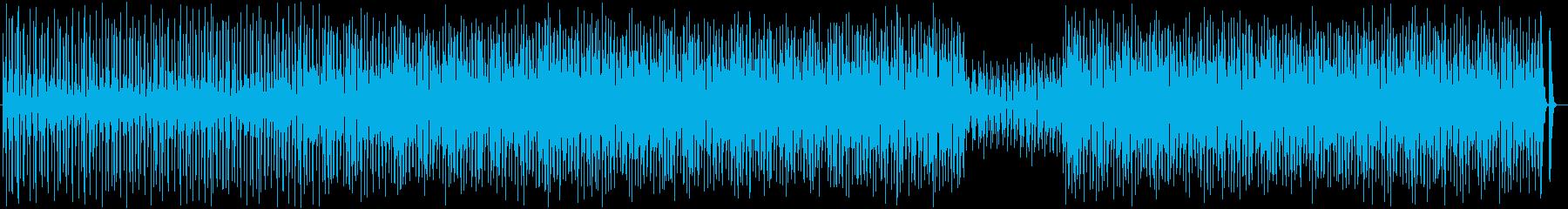 Cute, nimble, happy, ukulele, whistling's reproduced waveform