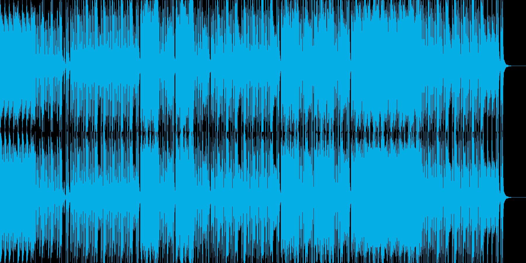 おちゃめなガイコツくん ハロウィンBGMの再生済みの波形
