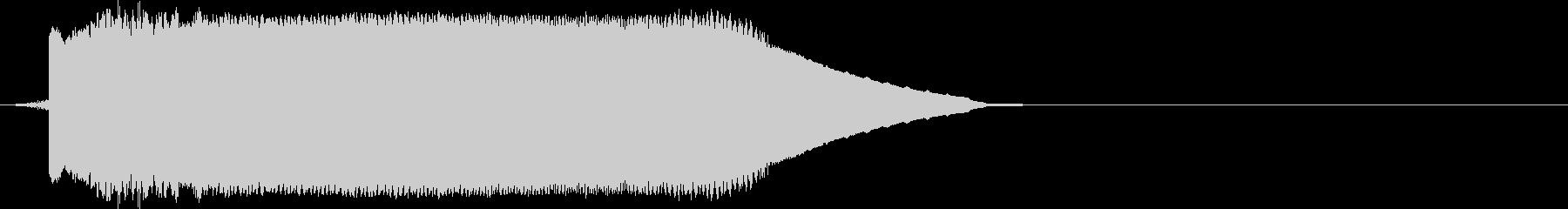 AMGアナログFX 34の未再生の波形