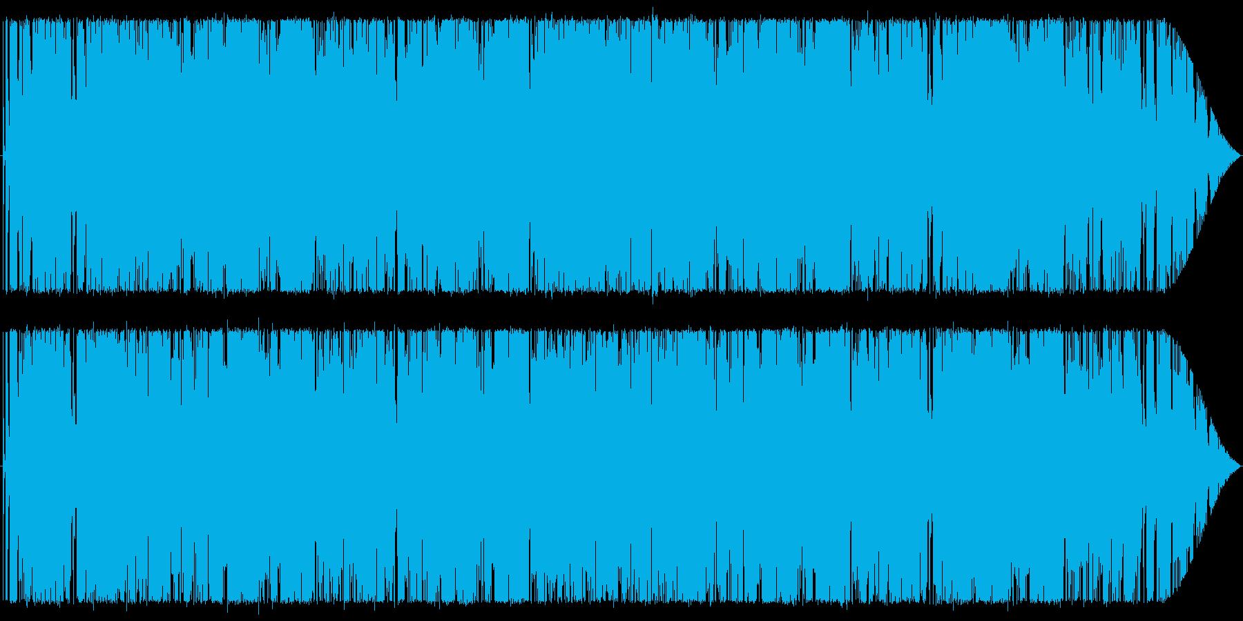 六本木ヴィーナスにカクテルを!の再生済みの波形