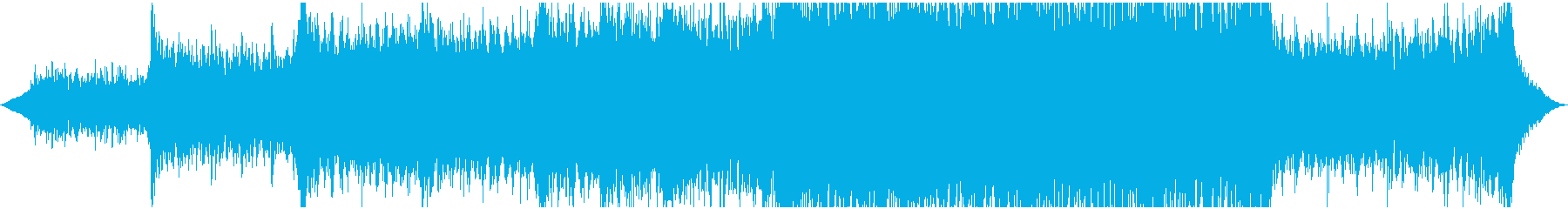 現代的 交響曲 クラシック 広い ...の再生済みの波形