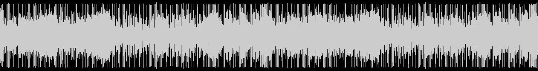 テクノポップ、シンセウェーブ:ループの未再生の波形