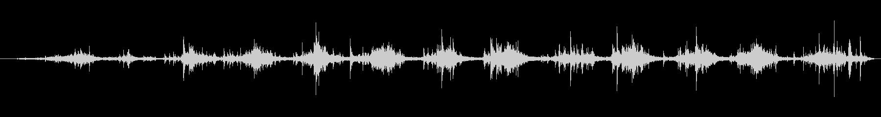 ハーネス ライトウォーク高速シーケ...の未再生の波形