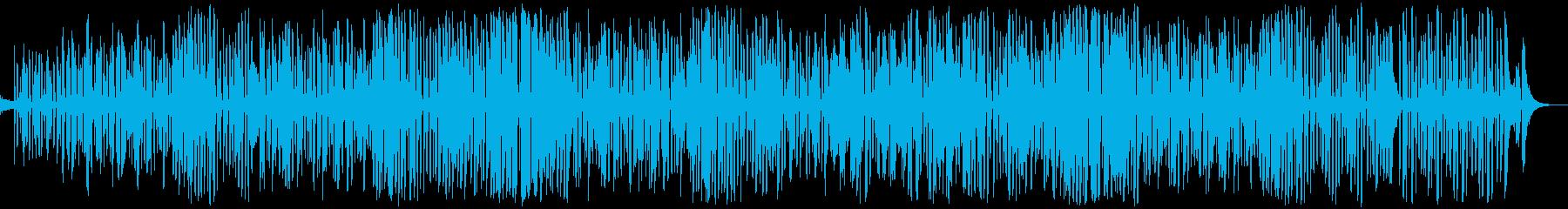 Skip Bluesの再生済みの波形
