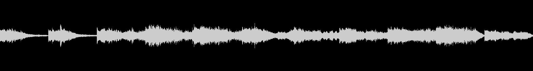 ミステリー:汎用BGM1の未再生の波形