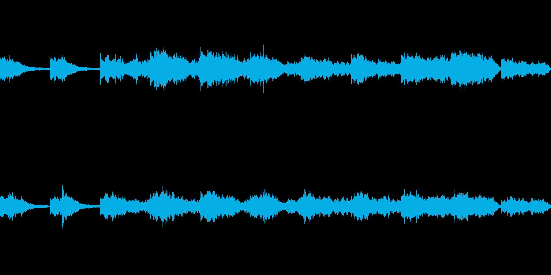 ミステリー:汎用BGM1の再生済みの波形
