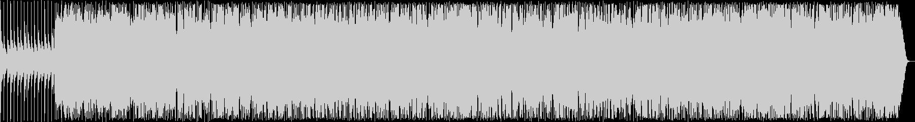 かぎやで風節 / 沖縄民謡の未再生の波形