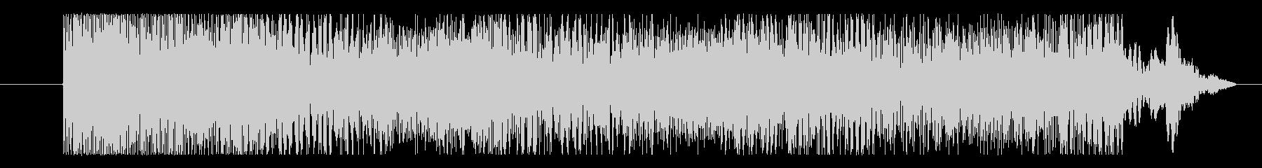 ゲーム 激しいハード02の未再生の波形
