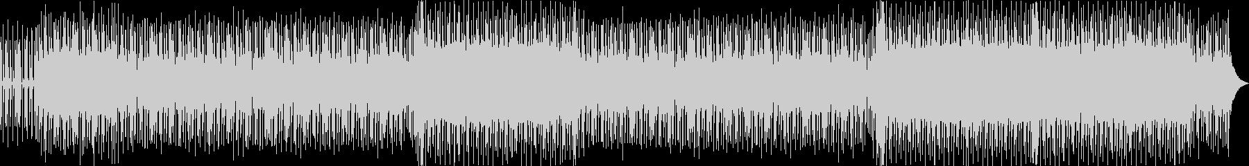 日常・インディーロック・ブリットポップの未再生の波形