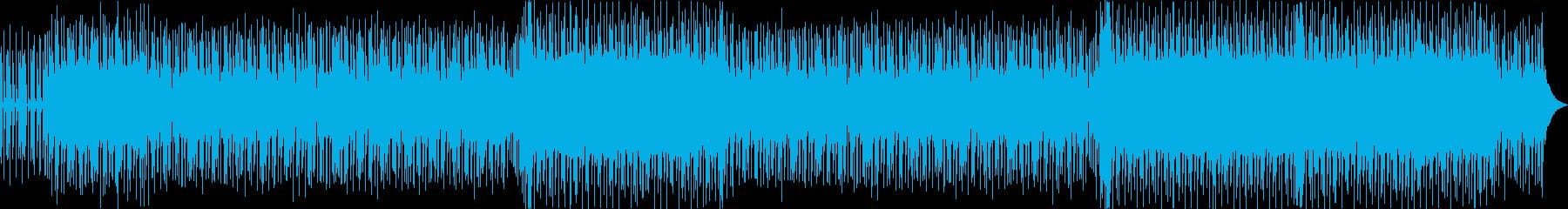 日常・インディーロック・ブリットポップの再生済みの波形