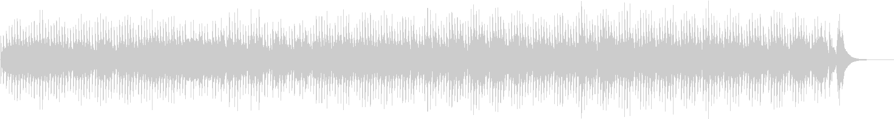平均律第1番 前奏曲 バッハ オルゴールの未再生の波形