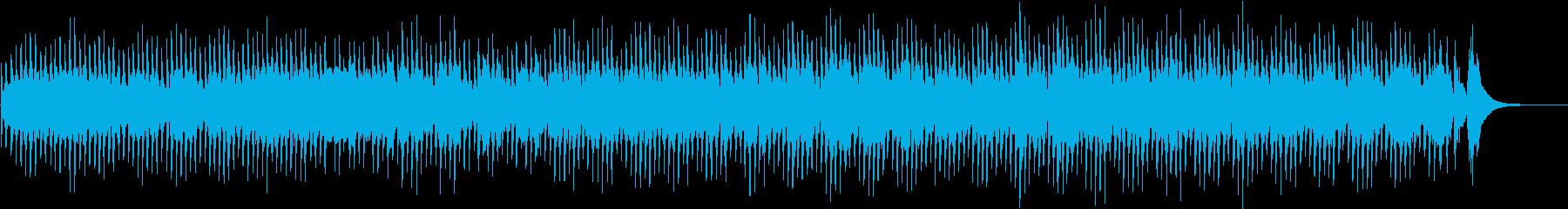 平均律第1番 前奏曲 バッハ オルゴールの再生済みの波形