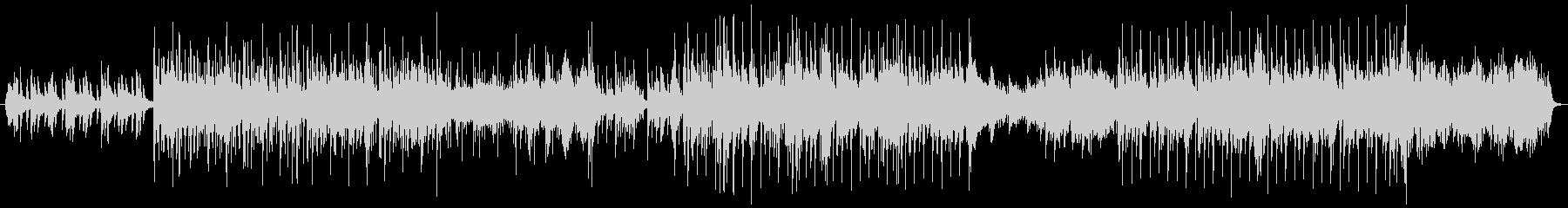ピアノ+箏+シンセベースのインスト曲の未再生の波形