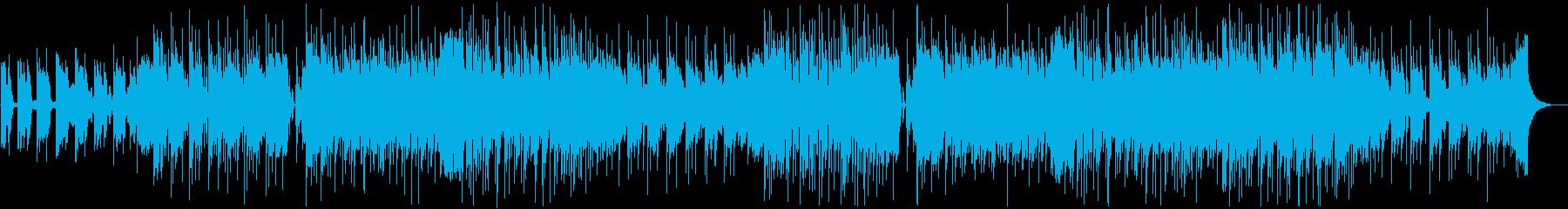 EDM系 マシュメロぽいポップな曲 -1の再生済みの波形