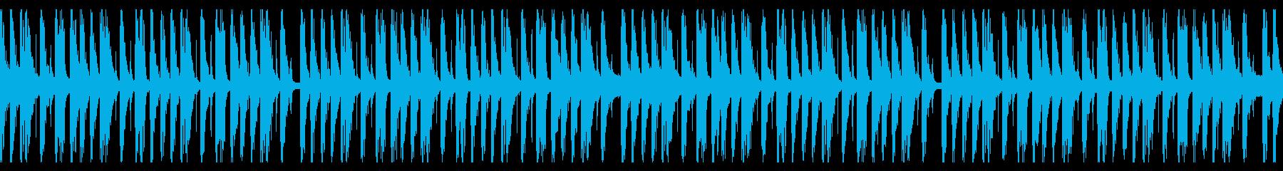 ファッションウィーク(ループ-30秒)の再生済みの波形