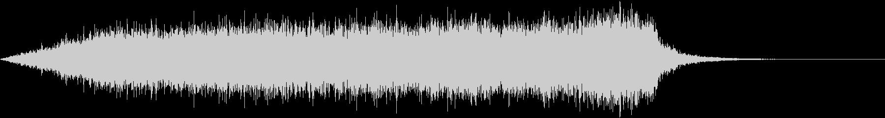 CINEMATIC RISER_44の未再生の波形