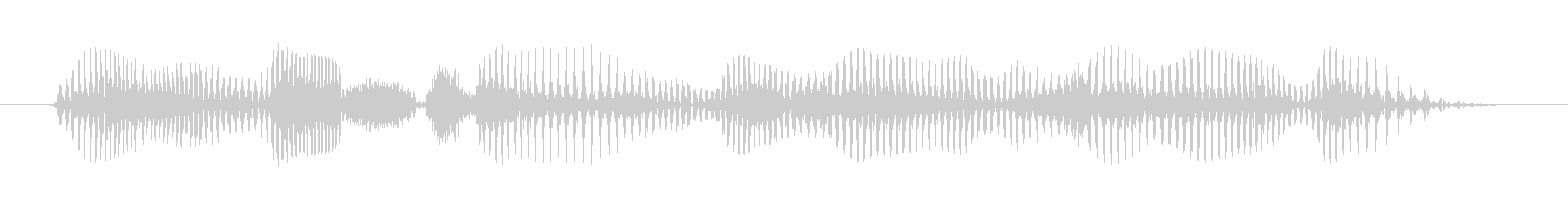 シニア男性A:1つの良いターンに値するの未再生の波形