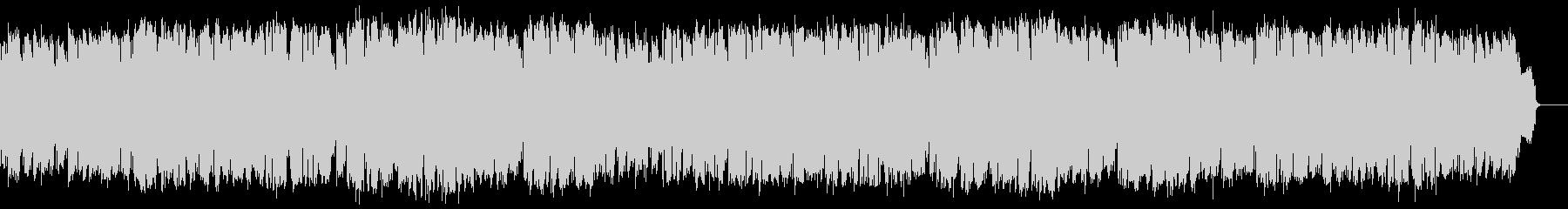 昭和レトロ溢れるビギーンをソプラノで歌うの未再生の波形