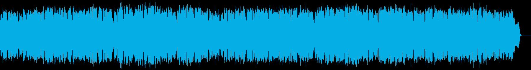 昭和レトロ溢れるビギーンをソプラノで歌うの再生済みの波形