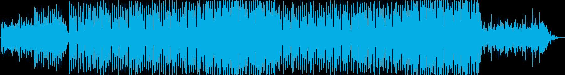 和風な要素を持ったエレクトロ楽曲です。…の再生済みの波形