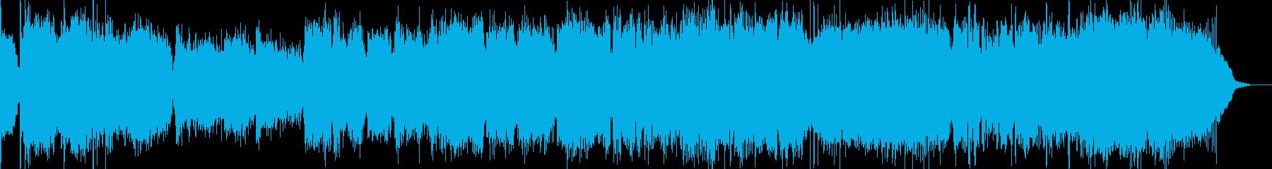 聖歌と、歌姫と、ロックギターの融合の再生済みの波形
