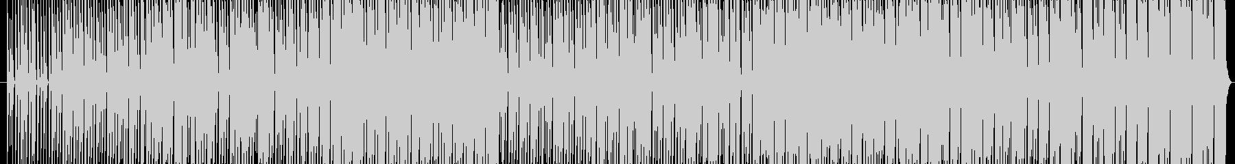 kirim の未再生の波形