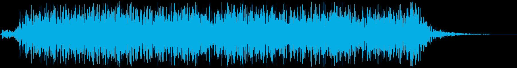 巨大なチェーン駆動のキャッスルドア...の再生済みの波形