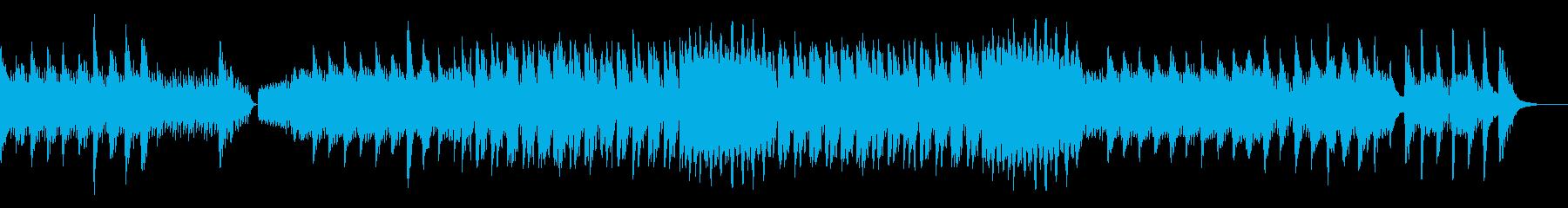 スケール感のある落ち着いたピアノソロの再生済みの波形
