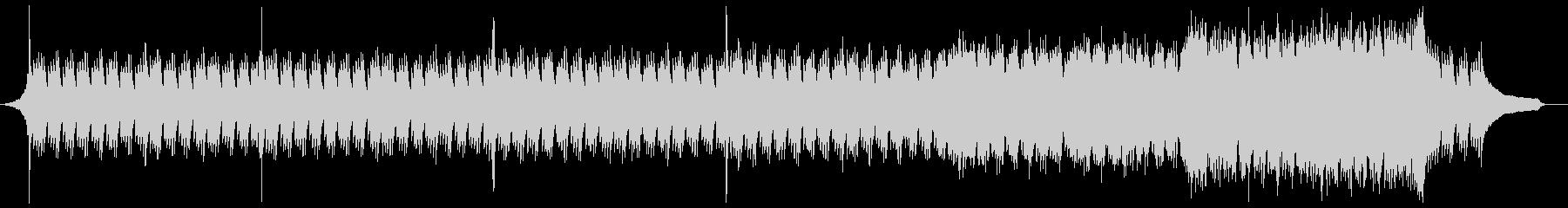企業VP映像、111オーケストラ、爽快bの未再生の波形