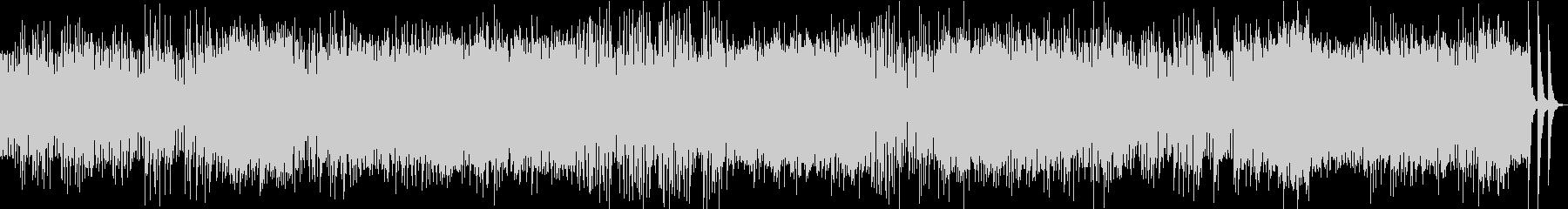 パスピエ - ドビュッシー・ソフトピアノの未再生の波形