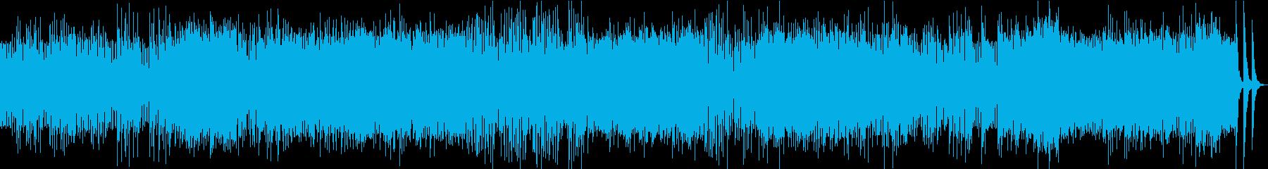 パスピエ - ドビュッシー・ソフトピアノの再生済みの波形