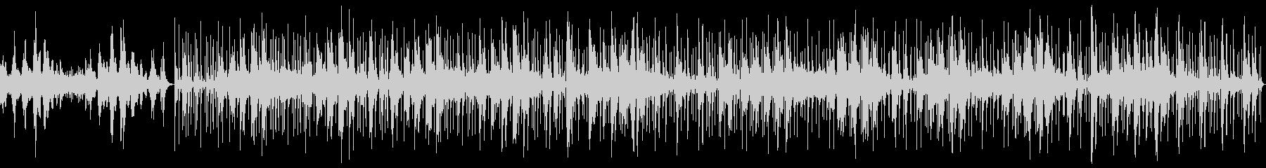 【ループ】優しく奏でるピアノBGMの未再生の波形