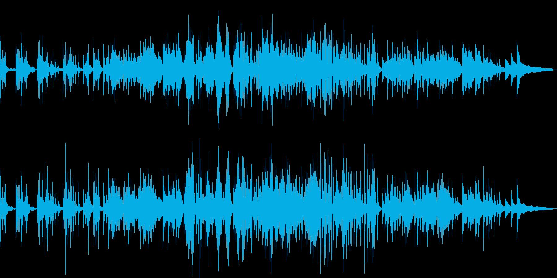 わらべ歌の和風曲2(B)-ピアノソロの再生済みの波形