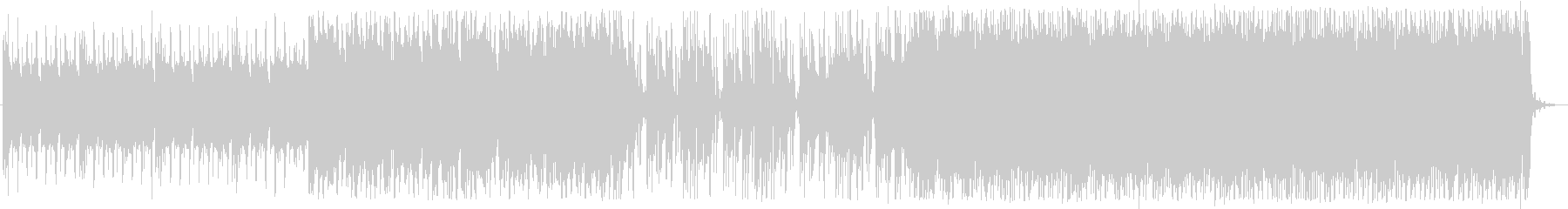 疾走感/エレクトロロック_No471_3の未再生の波形
