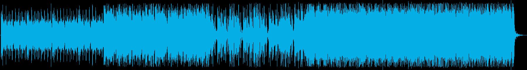 疾走感/エレクトロロック_No471_3の再生済みの波形
