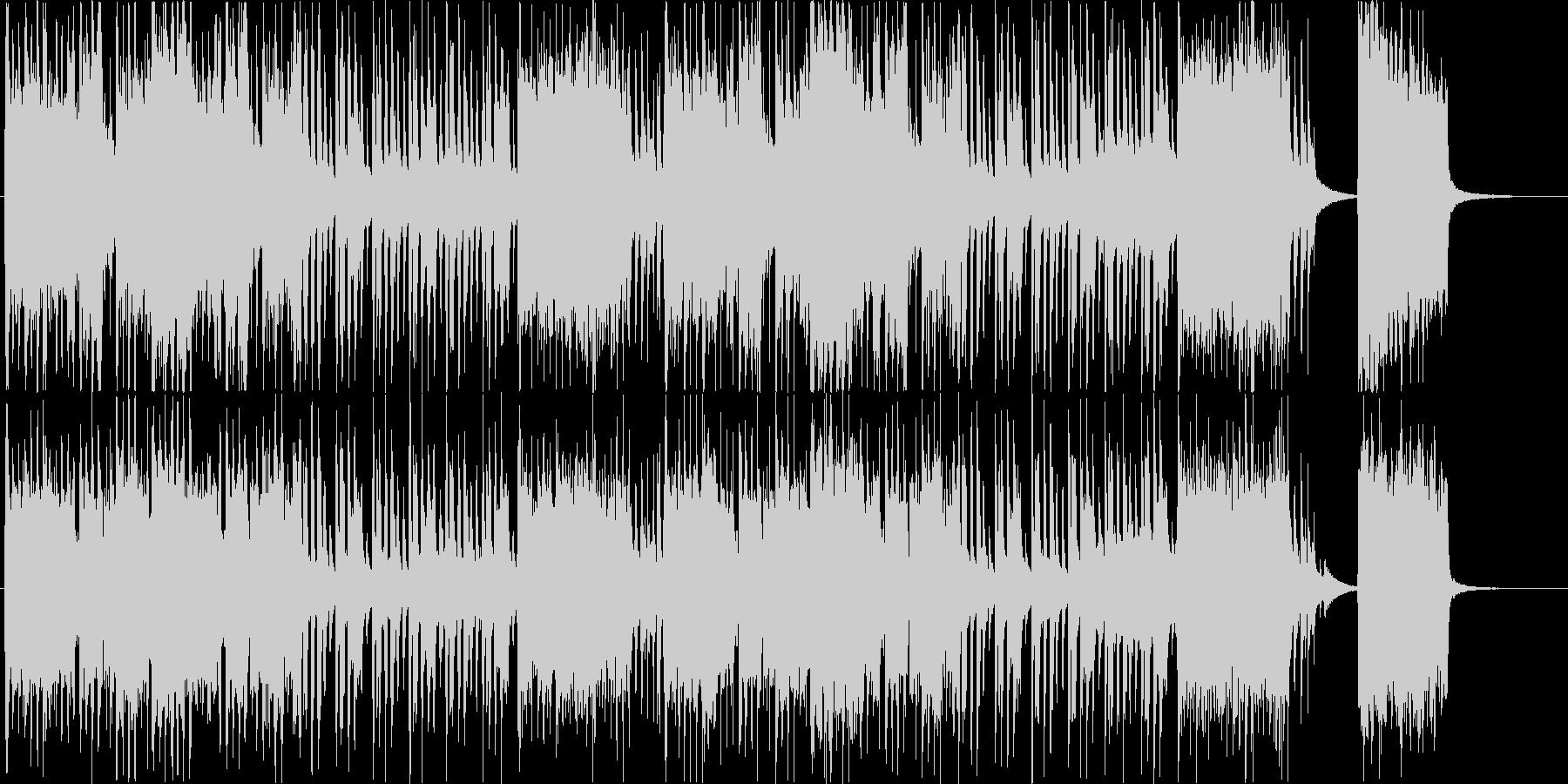 可愛いほのぼの日常・オープニング映像系の未再生の波形