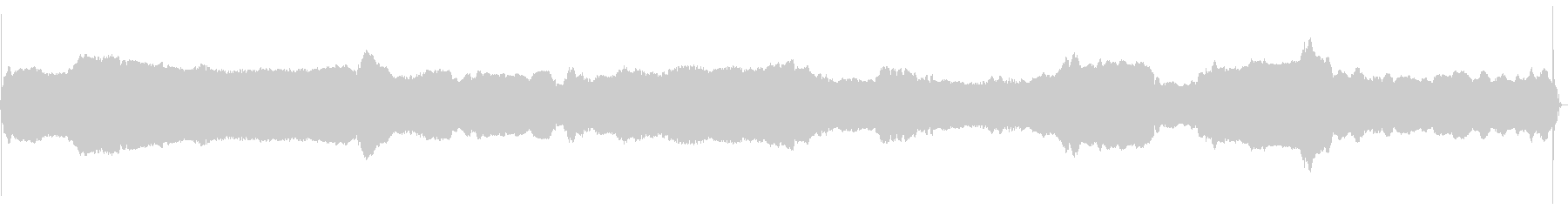 電動トリマー:スタート、トリムヘア...の未再生の波形
