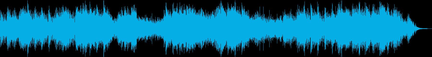 リリカルで静かな情熱を秘めたチェロの再生済みの波形