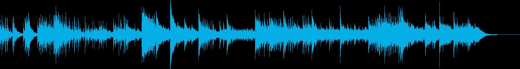 エコーあるエレピの響きが神秘的な幻想曲の再生済みの波形
