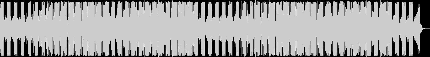 雄大で切ない感動的なエレクトロニカ。の未再生の波形