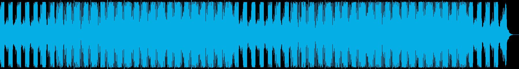 雄大で切ない感動的なエレクトロニカ。の再生済みの波形