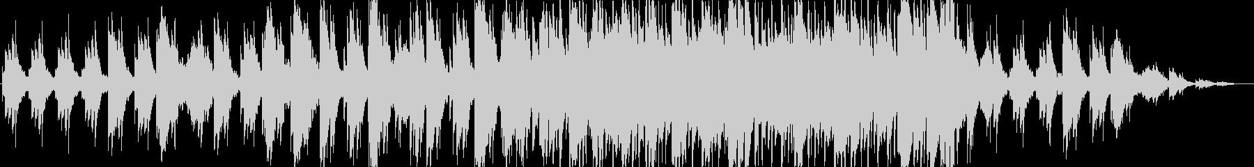 序盤の森のダンジョンBGM。ループ有の未再生の波形