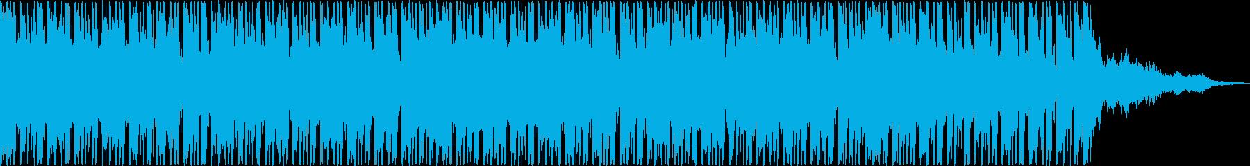 人気のある電子機器 トロピカル ポ...の再生済みの波形
