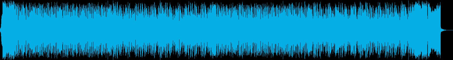 ドッキリ・ハプニング・パニック・コミカルの再生済みの波形