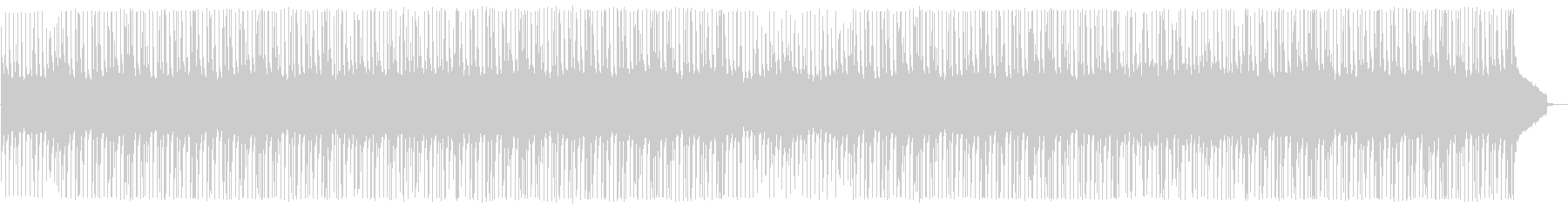 A heartwarming BGM with the image of agriculture and fields's unreproduced waveform