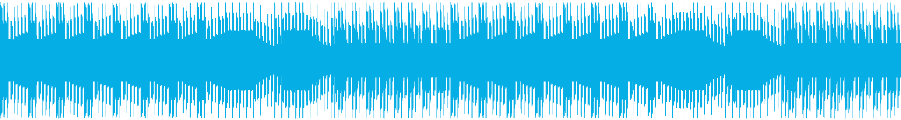 FC風ループ 朽ちた梯子の再生済みの波形
